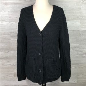 Bordeaux Cardigan Black Nordstrom Womens Sweater